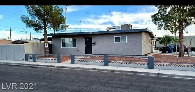 4831 Nebraska Avenue, Las Vegas, NV 89107 (MLS #2338198) :: Keller Williams Realty