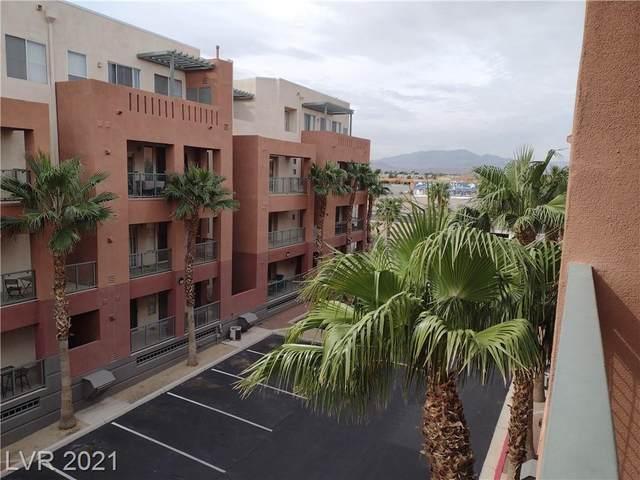 31 E Agate Avenue #407, Las Vegas, NV 89123 (MLS #2338207) :: The TR Team