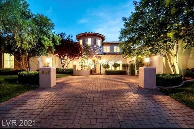 1525 Villa Rica Drive, Henderson, NV 89052 (MLS #2338213) :: DT Real Estate