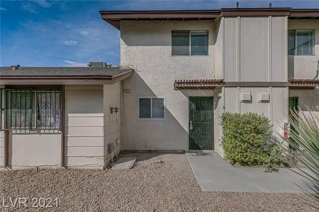 2373 Canfield Drive B, Las Vegas, NV 89108 (MLS #2338218) :: Alexander-Branson Team | Realty One Group