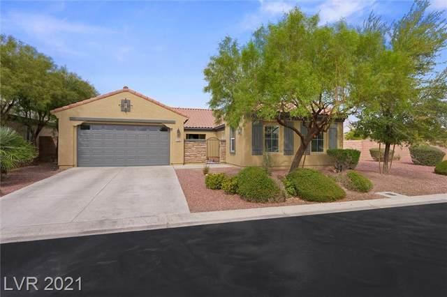7590 Kenwood Hills Court, Las Vegas, NV 89131 (MLS #2338265) :: The Perna Group