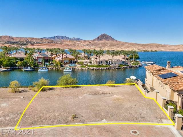 5 Lido Nord, Henderson, NV 89011 (MLS #2338268) :: Signature Real Estate Group