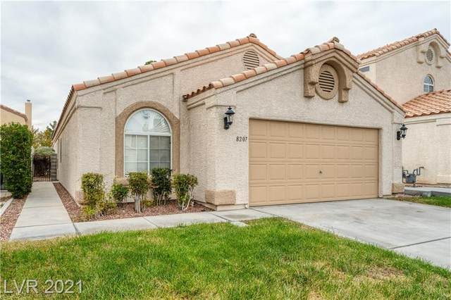 8207 Misty Island Circle, Las Vegas, NV 89145 (MLS #2338333) :: ERA Brokers Consolidated / Sherman Group