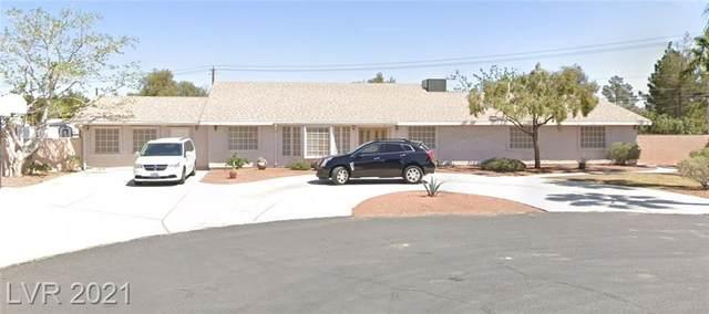 2280 N Gateway Road, Las Vegas, NV 89115 (MLS #2338360) :: Keller Williams Realty