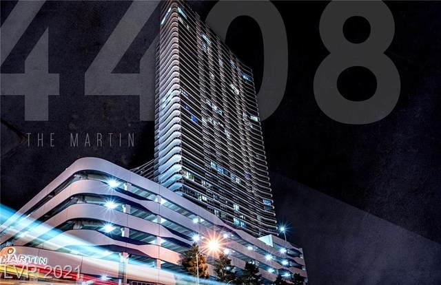 4471 Dean Martin Drive #4408, Las Vegas, NV 89103 (MLS #2338385) :: Team Michele Dugan