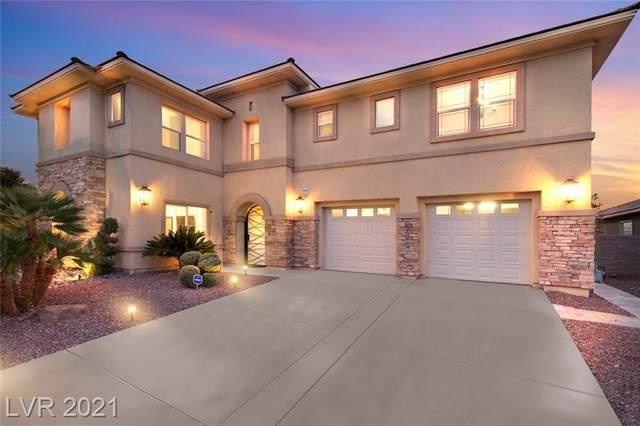 7240 Crandon Park Avenue, Las Vegas, NV 89131 (MLS #2338387) :: The Chris Binney Group | eXp Realty