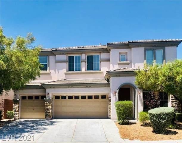 9721 Mount Cupertino Street, Las Vegas, NV 89178 (MLS #2338398) :: Hebert Group | eXp Realty