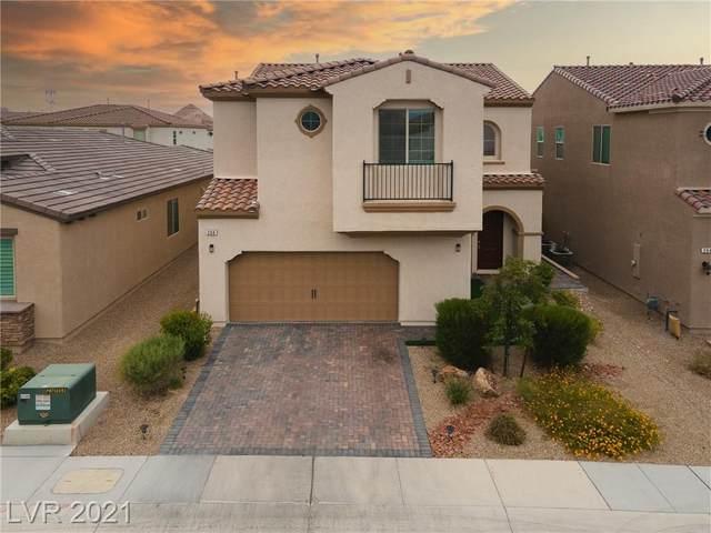 298 Caddy Drop Lane, Las Vegas, NV 89148 (MLS #2338413) :: DT Real Estate