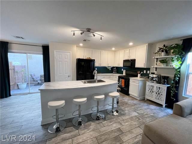 551 Swiss Cottage Avenue, Las Vegas, NV 89178 (MLS #2338425) :: Jeffrey Sabel