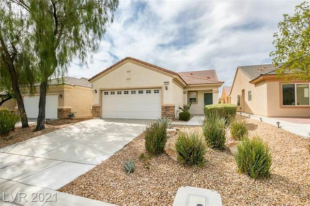 7941 Grey Teal Street, North Las Vegas, NV 89084 (MLS #2338444) :: The Wright Group
