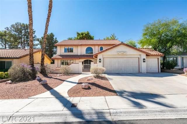 8909 Rocky Shore Drive, Las Vegas, NV 89117 (MLS #2338471) :: Hebert Group | eXp Realty