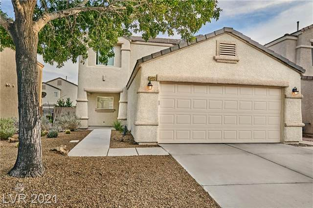 5413 Leadville Avenue, Las Vegas, NV 89130 (MLS #2338490) :: The TR Team