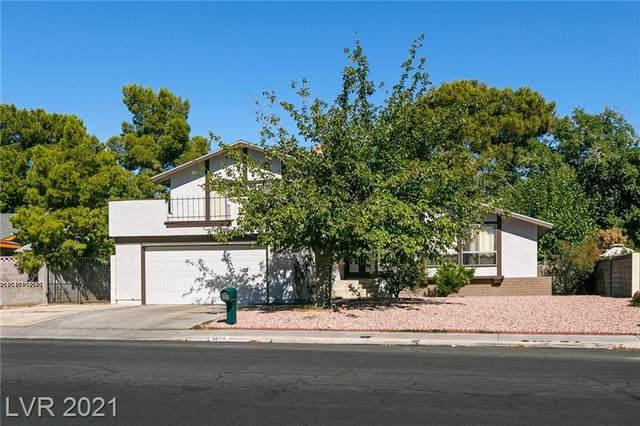 6658 Gunderson Boulevard, Las Vegas, NV 89103 (MLS #2338499) :: Jack Greenberg Group