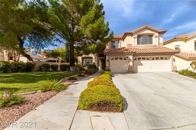 11020 Desert Dove Avenue, Las Vegas, NV 89144 (MLS #2338531) :: The Chris Binney Group   eXp Realty