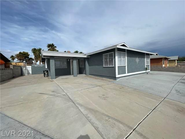 5326 Plainview Avenue, Las Vegas, NV 89122 (MLS #2338533) :: Team Michele Dugan