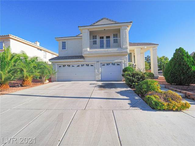 2899 Evergold Drive, Henderson, NV 89074 (MLS #2338535) :: Keller Williams Realty
