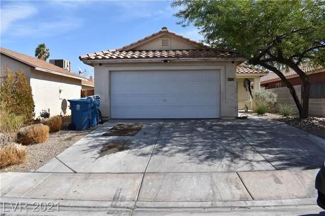 2836 Prestonwood Street, Las Vegas, NV 89156 (MLS #2338536) :: The Wright Group