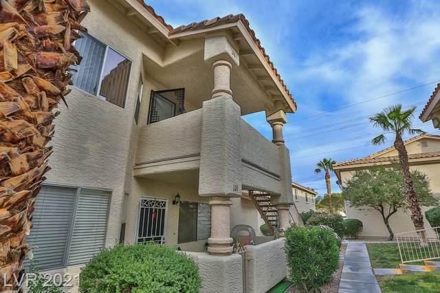 928 Falconhead Lane #201, Las Vegas, NV 89128 (MLS #2338568) :: Hebert Group | eXp Realty