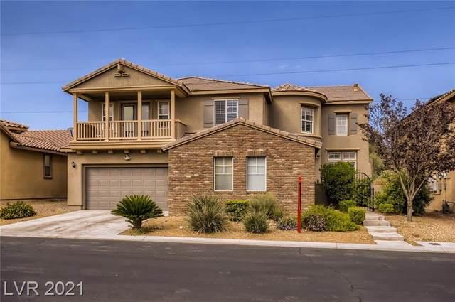 8470 Rushfield Avenue, Las Vegas, NV 89178 (MLS #2338617) :: Jack Greenberg Group