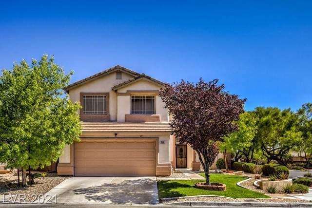 2588 Spruce Creek Drive, Las Vegas, NV 89135 (MLS #2338618) :: Coldwell Banker Premier Realty