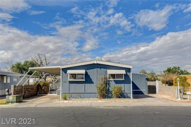 3489 Death Valley Drive, Las Vegas, NV 89122 (MLS #2338619) :: The TR Team