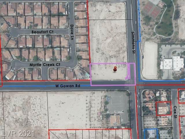 Gowan & Simmons, North Las Vegas, NV 89032 (MLS #2338654) :: The Chris Binney Group   eXp Realty