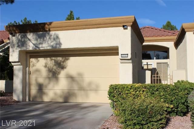 2721 Glencliff Drive, Las Vegas, NV 89134 (MLS #2338677) :: Alexander-Branson Team | Realty One Group
