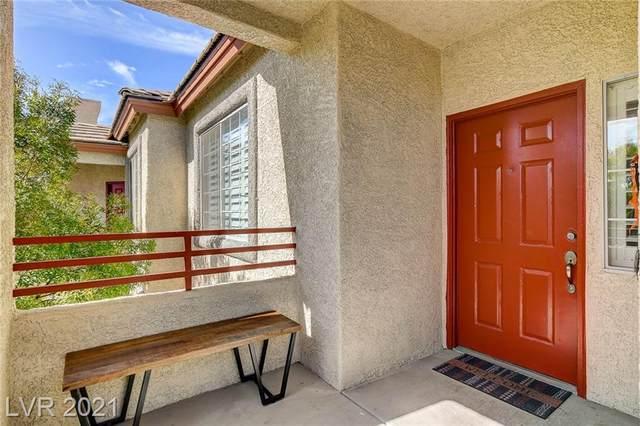10224 Penrith Avenue #202, Las Vegas, NV 89144 (MLS #2338698) :: The Perna Group