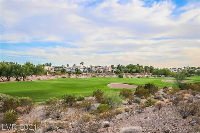 1000 Duckhorn Court #103, Las Vegas, NV 89144 (MLS #2338717) :: The Melvin Team