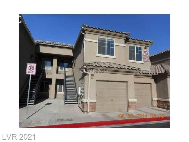 6655 Abruzzi Drive #203, North Las Vegas, NV 89084 (MLS #2338760) :: The TR Team