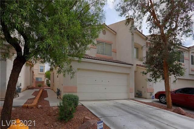 3348 Cheyenne Gardens Way, North Las Vegas, NV 89032 (MLS #2338761) :: Signature Real Estate Group