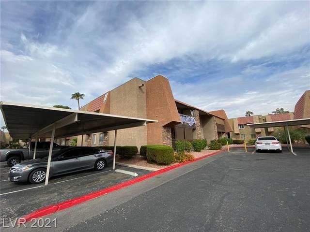 5321 River Glen Drive #230, Las Vegas, NV 89103 (MLS #2338780) :: Keller Williams Realty