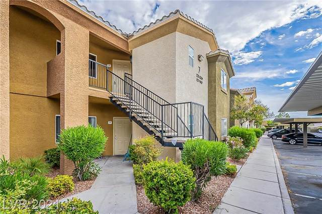 8400 W Charleston Boulevard #228, Las Vegas, NV 89117 (MLS #2338807) :: Hebert Group | eXp Realty