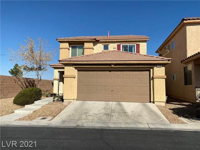 5480 Nickel Ridge Way, Las Vegas, NV 89122 (MLS #2339855) :: Keller Williams Realty