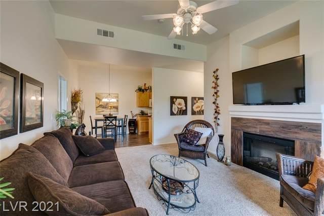 8805 Jeffreys Street #2008, Las Vegas, NV 89123 (MLS #2339859) :: Coldwell Banker Premier Realty