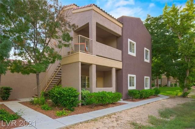 5250 S Rainbow Boulevard #2127, Las Vegas, NV 89118 (MLS #2339879) :: Coldwell Banker Premier Realty