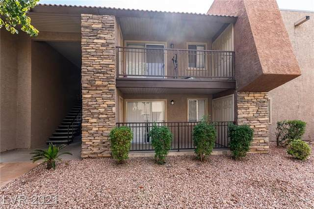 5060 Indian River Drive #381, Las Vegas, NV 89103 (MLS #2339902) :: Keller Williams Realty