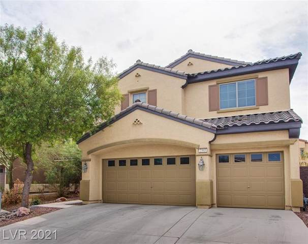 2305 Dale Bumpers Court, North Las Vegas, NV 89081 (MLS #2339904) :: Signature Real Estate Group