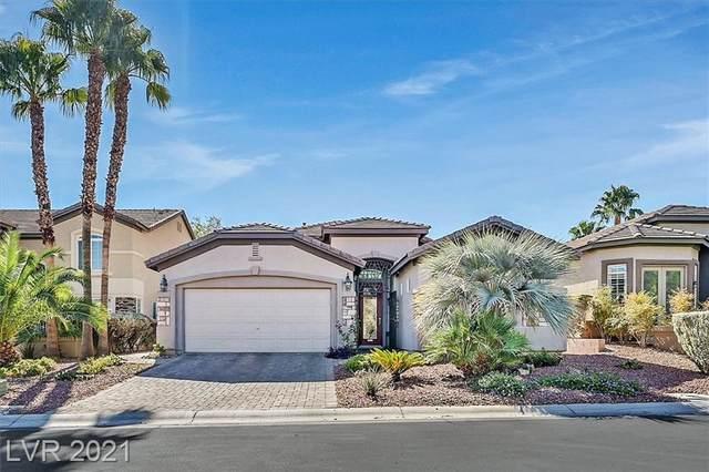 9991 Bryce Rose Avenue, Las Vegas, NV 89148 (MLS #2339918) :: Reside - The Real Estate Co.