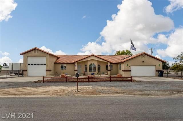 2710 Margarita Avenue, Pahrump, NV 89048 (MLS #2339923) :: 775 REALTY