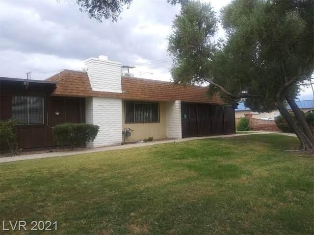 2635 Heritage Court, Las Vegas, NV 89121 (MLS #2339929) :: Keller Williams Realty