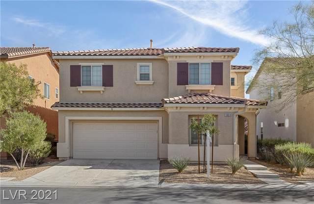 10614 Cliff Lake Street, Las Vegas, NV 89179 (MLS #2339946) :: Reside - The Real Estate Co.