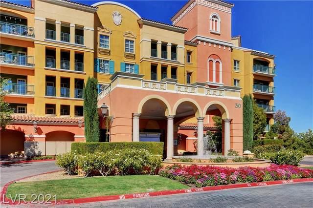 30 Strada Di Villaggio #241, Henderson, NV 89011 (MLS #2339954) :: Coldwell Banker Premier Realty