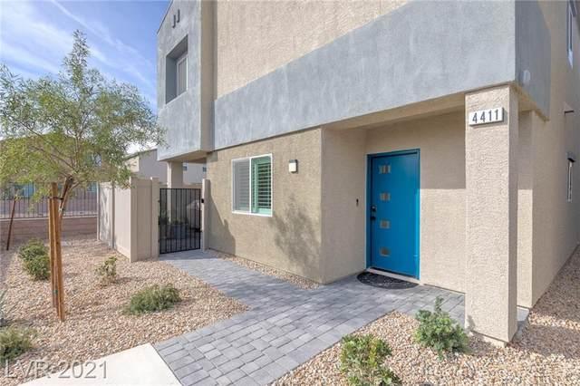 4411 Stardust Moon Avenue, North Las Vegas, NV 89084 (MLS #2339985) :: The Chris Binney Group   eXp Realty