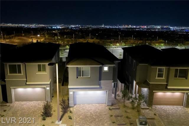 312 Wind Poppy Street, Las Vegas, NV 89138 (MLS #2340049) :: Coldwell Banker Premier Realty