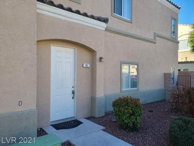 6329 Blowing Sky Street #3, North Las Vegas, NV 89081 (MLS #2340053) :: Jack Greenberg Group