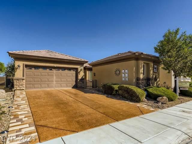 7732 Homing Pigeon Street, North Las Vegas, NV 89084 (MLS #2340078) :: The Perna Group