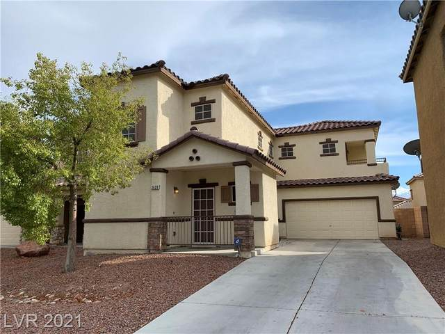 3629 Carisbrook Drive, Las Vegas, NV 89081 (MLS #2340101) :: The TR Team