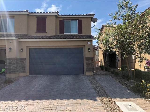 4213 Thomas Patrick Avenue, North Las Vegas, NV 89032 (MLS #2340131) :: Signature Real Estate Group