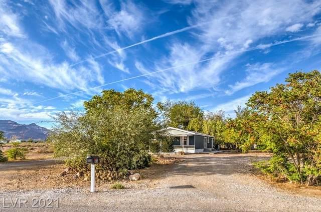 470 Annie Avenue, Pahrump, NV 89060 (MLS #2340135) :: The TR Team
